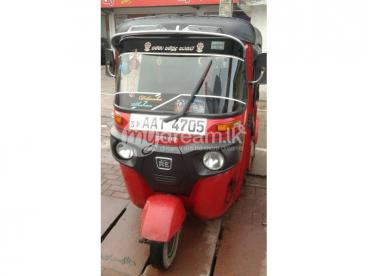 Bajaj three wheeler 2014 for sale