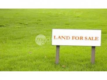 Land with house for sale in Kandy