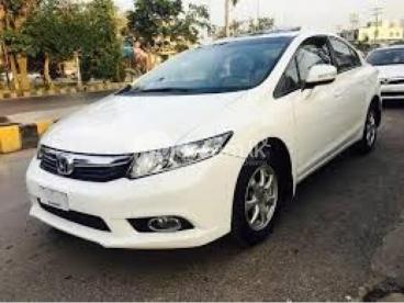 Asia Express Rent A Car-Honda Civic