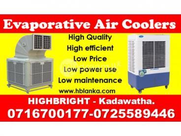 Air coolers srilanka, evaporative air coolers