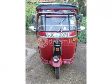 Bajaj three wheler