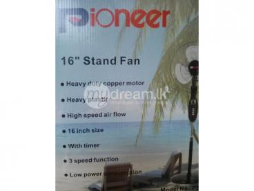 aduma price walata stand fan(brand:pioneer)apagen labagatha haka...
