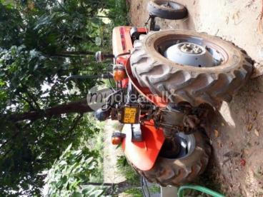 TAFE  TRACTOR WITH BOWSER 4500L