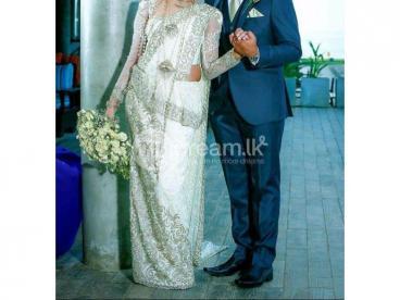 Wedding & Homecoming Sari for Rent