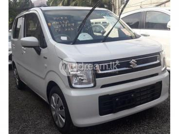 JUST CLEARED NEW FACE BRAND NEW SUZUKI WAGON FX SAFETY PCKG HYBRID, 2017