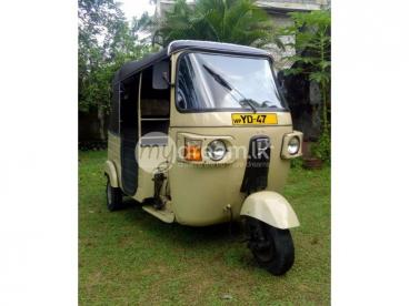 Bajaj RE– 4 STROKES (Used) Three Wheeler for Sale