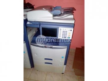 Toshiba Photocopy Machine