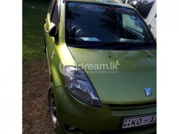 Toyota Passo 2008 Car for sale