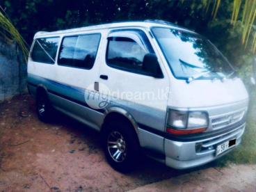 Toyota Dolphin 1990