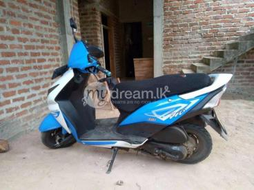 Honda Dio 2015 For Sell