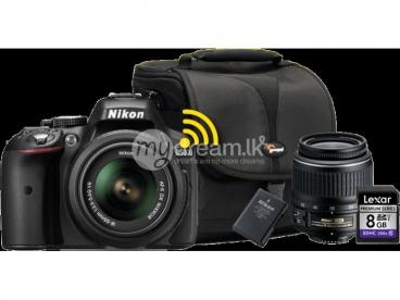 Nikon D5300 DSLR For Rent