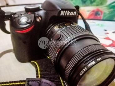 Nikon D3200 Full set
