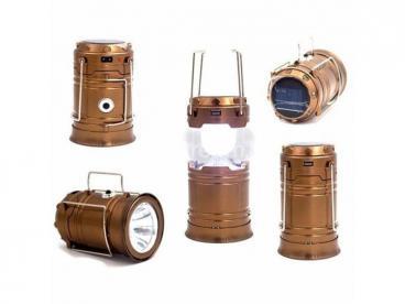 rechargable solar led lamp tourch lantern