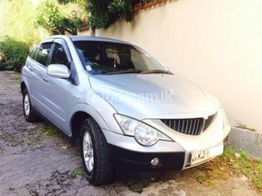 Actiyon SUV for sale