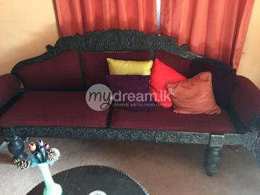 Used Furniture Teak & Jak wood in good condition