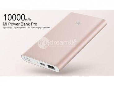 Original Xiaomi Pro 10000mAh Type-C Gold