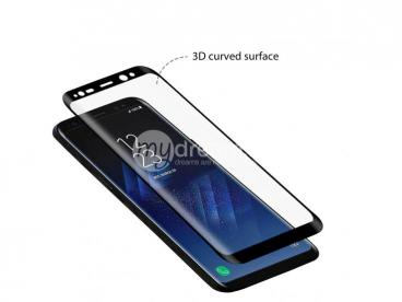 JC COMM Full Screen Tempered Glass For Galaxy S8 / S8 PlusJC COMM Full Screen Tempered Glass For Gal