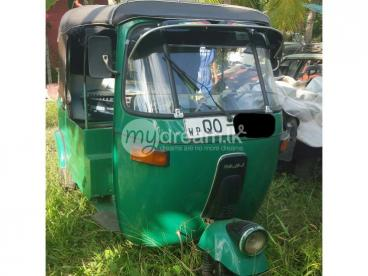 Bajaj Three Wheel 4 Stroke