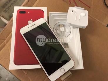 Stock offer 3 iPhone 7plus smartphone Apple warranty
