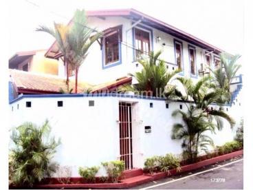 House For Sale Battaramulla