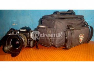 Nikon D80 With 18-55 Lens