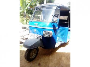 piaggio three wheeler for sale