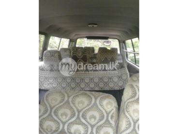 Toyota Hiace Van for sale in Katunayake.