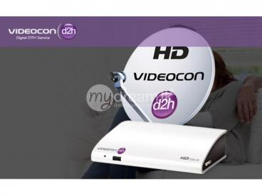 Videocon HD & SD Satellite Digital Connections COLOMBO & GAMPAHA
