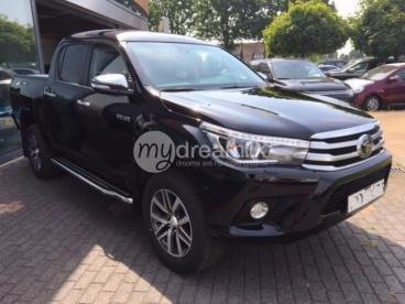 2016 Toyota Hilux 3.0 D-4D Invincible X Double Cab Pickup 4dr