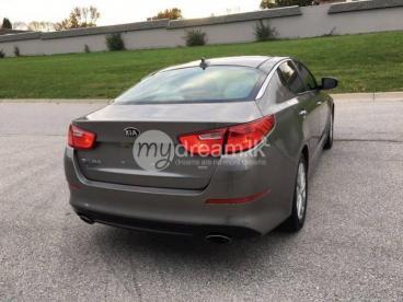 2014 Kia Optima LX - LX 4dr Sedan MILEAGE 65,000 Miles 13,947 Miles above average SPECS 2.4L I4 Auto