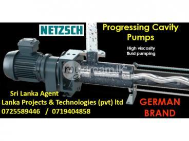 High viscosity fluid pumps srilanka, liquid flow pumps, progressing cavity pumps
