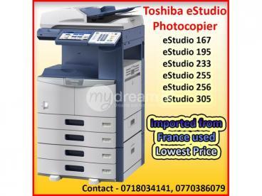 eStudio Toshiba Photocopier