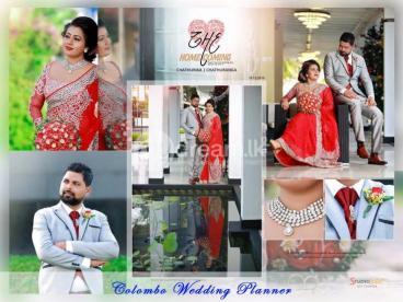 Colombo wedding planner
