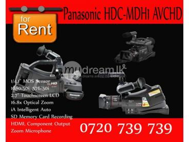 Panasonic HD H1 Video Camera For Rent