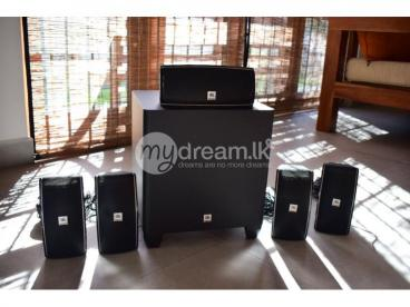 JBL Cinema 610 | 5.1 Home Theater System