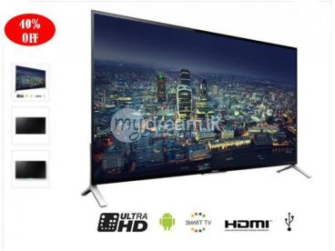 Sony 55 Inch UHD 4K 3D Android LED TV X9005