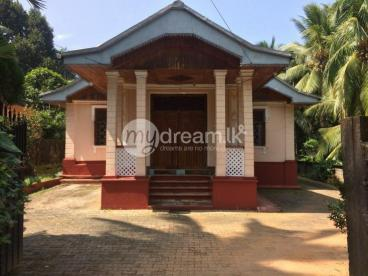 HOUSE ( WALAWWA ) FOR SALE IN KEGALLE DISTRICT RUWANWELLA TOWN