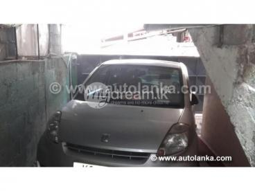 TOYOTA PASSO 2007 FOR SALE