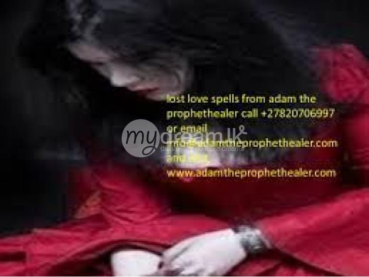 BRING BACK YOUR EX LOVE FOR GOOD WITH MY SPELLS CALL +27820706997