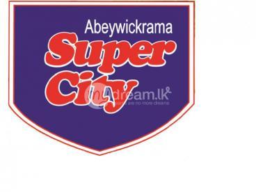 Supervisor (Male ) - Abeywickrama Super City