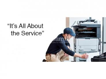Photocopy Repair Service & Maintenance