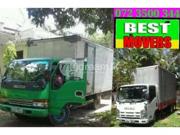 Lorry for hire & moving service