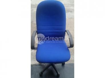 Executive High-Back Chair & Electric Magnetic Massage Seat