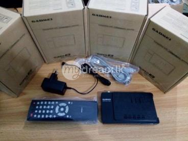 TV COMBO BOX BRAND NEW
