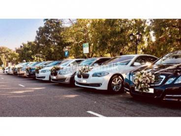 Platinum Exotics - BMW, Mercedes Benz Wedding cars