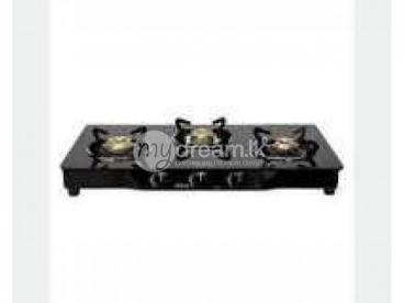 GAS COOKER G/TOP 3/B TL-2700 TELESONIC