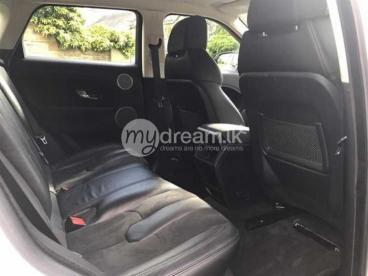 2013 Land Rover RangeRover Evoque For sale