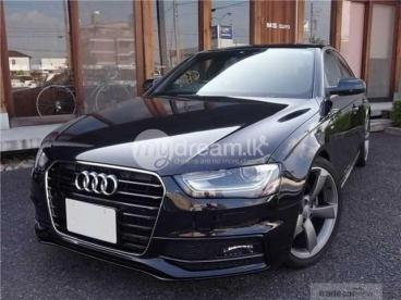 2014 Audi A4 2.0 TFSI for sale