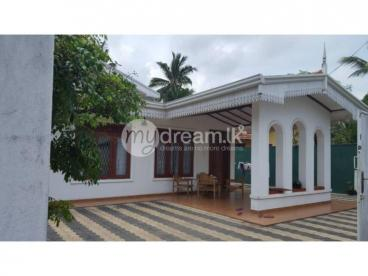 Complete House With A Land To Sell In Panadaura