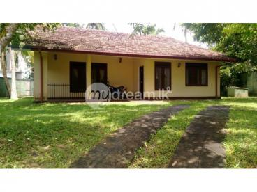 villa for sale at hikkaduwa